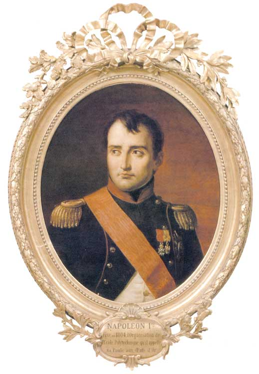 portrait de napolon