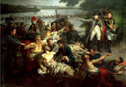 les batailles de napoleon
